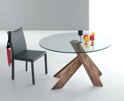 round dining table base custom wood bases contemporary diy ideas