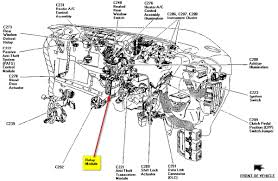 2000 v6 mustang stereo wiring diagram wiring diagram and 2000 3 8l v6 mustang wiring harness