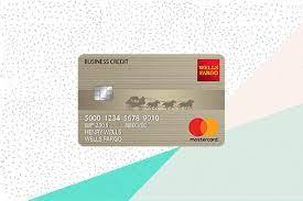 wells fargo business secured card