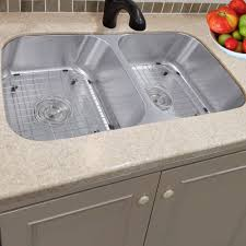 Nantucket Sinks Ns10i16 32 Inch Double Bowl Undermount Kitchen Sink