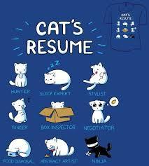 Feline Profession T-Shirts