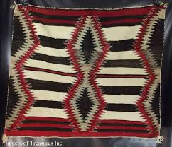 native american rug patterns lovely antique indian navajo 3rd third phase chief blanket native