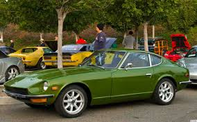 Best Datsun Sports Car Ever - The 240z - Cool Rides Online