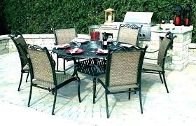 60 inch round outdoor dining table patio table for 6 round patio table patio table for