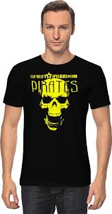 Футболка <b>классическая Printio</b> PIRATES.<b>Spirit</b> of freedom ! #759394