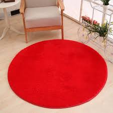 long hair faux fur living room bedroom carpet rug fashion red within measurements 1200 x 1200