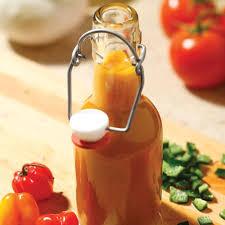 homemade hot sauce