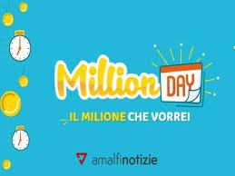 Million Day estrazione di oggi 15 Febbraio, i numeri vincenti