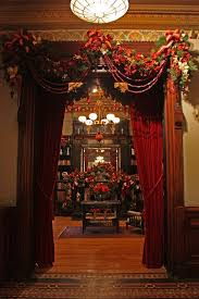 Victorian Holiday Decor in Glenview at the Hudson River Museum by Hudson  River Museum, via