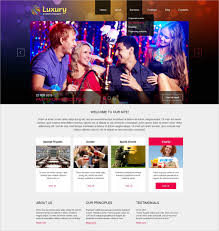 Event Website Template Simple 28 Event Joomla Themes Templates Free Premium Templates