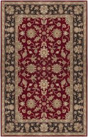 custom surya crowne crn 6013 burdy area rug