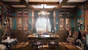 home office library ideas. classic home office design traditional library ideas