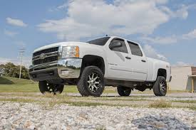 3in Bolt-On Suspension Lift Kit for 01-10 Chevy / GMC 2500 Pickup ...