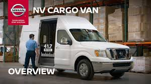 Cargo Van Comparison Chart 2015 Nissan Cargo Van Walkaround And Review