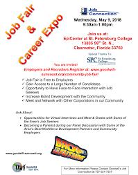 Working Women Of Tampa Bay Goodwill Job Fair Career Expo