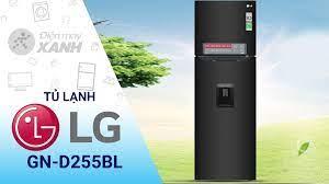 Tủ lạnh LG Inverter 255 lít GN-D255BL giá tốt, có trả góp