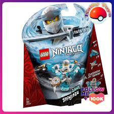 LEGO® NINJAGO Con Quay Lốc Xoáy Băng Giá 70661