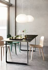 Fluid Pendant Light By Muuto Inspired By A Resting Drop Of Water Muutos Fluid Pendant