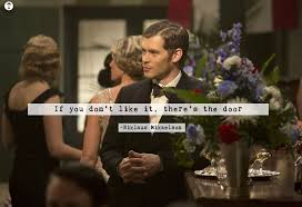 40 Most Cherised Moments Of 'The Originals' Where You Can Quote Them Mesmerizing Klaus Mikaelson Quotes