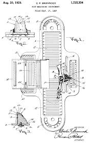 Men S Foot Size Chart Printable Brannock Device Wikipedia