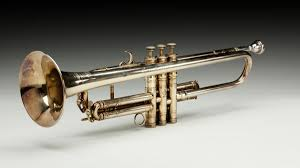 louis armstrong smithsonian music trumpet owned by louis armstrong