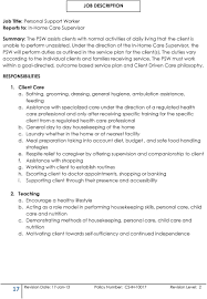 Child Care Provider Resume Resume youth care worker 93