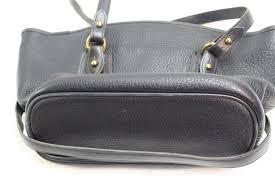 dooney bourke leather handbag