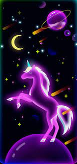 Home Screen Unicorn Background Wallpaper