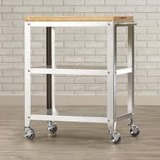 butcher block kitchen cart94