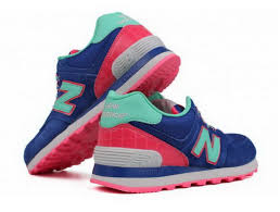 new balance shoes 2014. discount promotion - wl574bfp candy series blue/cyan the new balance womens shoes 2014