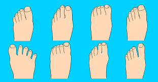 The Shape Of Your Toes Can Reveal Interesting Secrets About
