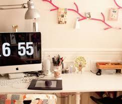 cute office desk. Perfect Cute Simple And Cute Office Desk Setup Idea Throughout