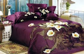 bed sheet designing 20 royal and sophisticated violet bed linens home design lover