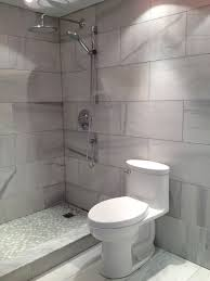 large tiles for shower walls
