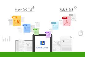 Brown Microsoft Office Hands On Polaris Office Is A Free Office Alternative But Read The