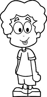 Small Picture Boy Coloring Page Free Printable Boy Coloring Pages For Kids