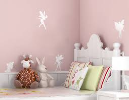 fairy vinyl wall sticker set