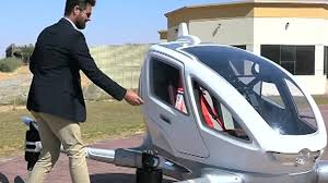 Image result for dubai flying taxis