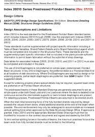 Aashto Lrfd Bridge Design Specifications 6th Edition Pdf Download Index Series Prestressed Florida I Beams Rev 07 12 Pdf