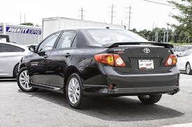 2010 Toyota Corolla S Stock # 304969 for sale near Marietta, GA ...