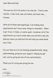 15 Thank You Letter To Dad From Daughter Resume Cover