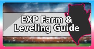 Sword Shield Exp Farming Leveling Guide Pokemon Sword