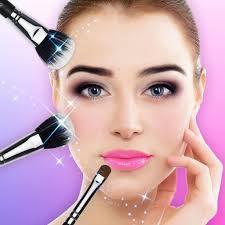 you makeup free beauty camera photo editor icon