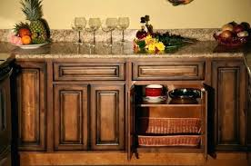 rustic painted kitchen cabinets rustic pecan kitchen base cabinet with granite top distressed white kitchen cabinets
