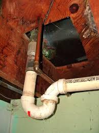 replacing bathtub drain in mobile home