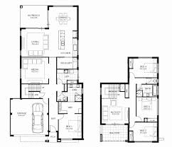 2 y residential house floor plan inspirational double y 4 bedroom house designs perth