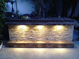 outdoor kitchen lighting. the outdoor kitchen lighting