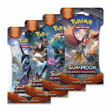 POKEMON : Burning Shadows Sleeved Booster Pack in Köln - Nippes