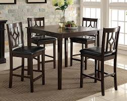 Five Piece Dining Room Sets Room Furniture Small Dining Room With Pub Style Dining Sets Chairs