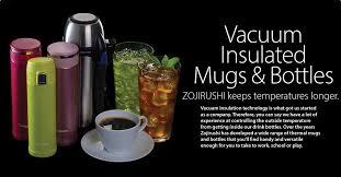 <b>Vacuum Insulated</b> Mugs & Bottles | Zojirushi.com